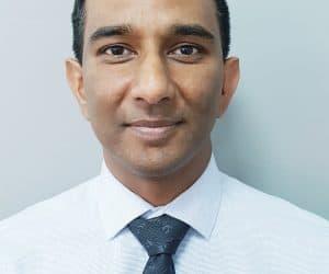 Dr. Tushan De Almeida
