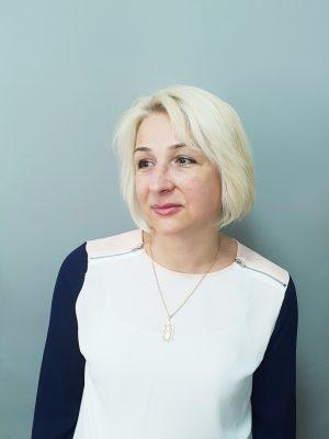 Miss Svetlana Koshutska (Deputy PM)